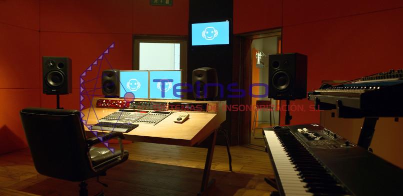 Teinso Insonorizacion Radio, TV
